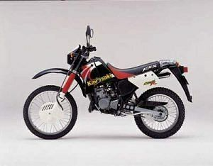 Kawasaki KMX125 (1997-01)