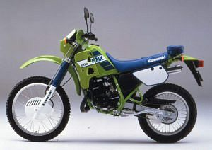 Kawasaki KMX 200 (1989-90)