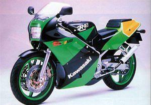Kawasaki KR-1S (1990)