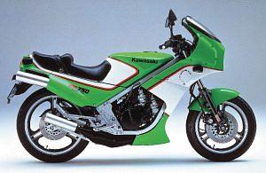 Kawasaki KR 250 (1984)