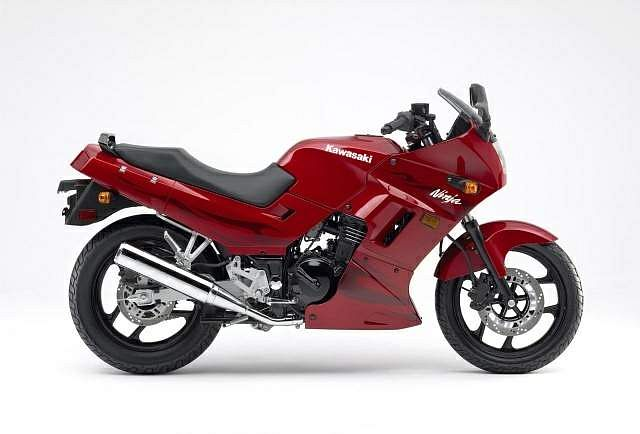 Fantastic Kawasaki Ninja 250R 2006 07 Motorcyclespecifications Com Pabps2019 Chair Design Images Pabps2019Com