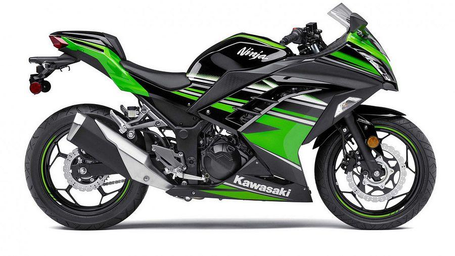 Kawasaki Ninja 300 KRT Edition (2016)
