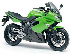 Kawasaki Ninja 400 R (2012-13)