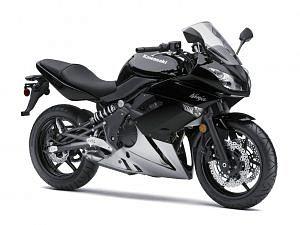 Kawasaki Ninja 650R (2010-11)