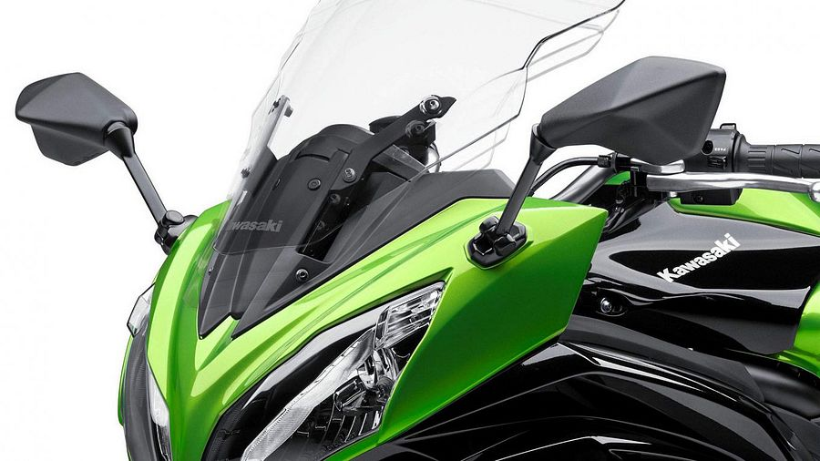 Kawasaki Ninja 650R (2016)