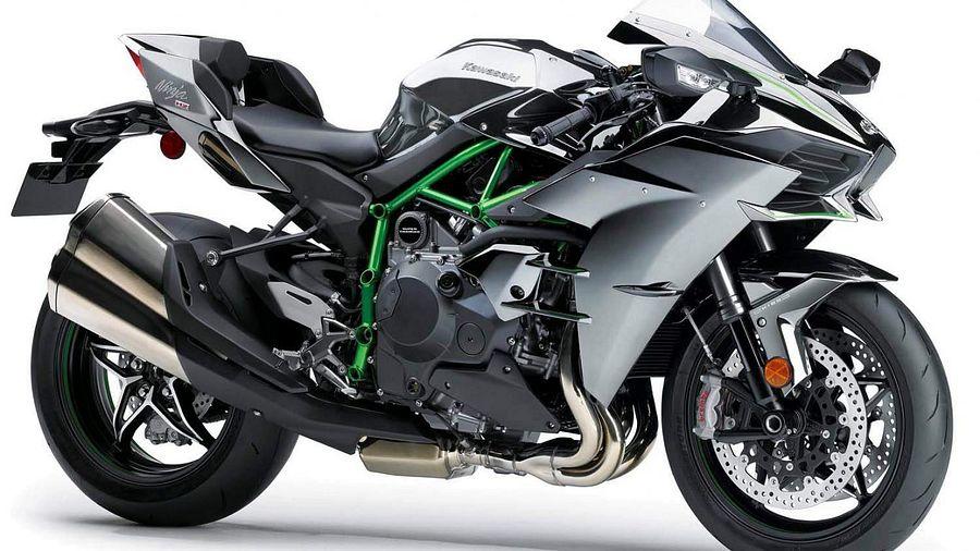 Kawasaki Ninja H2 ZX 1000 (2015)
