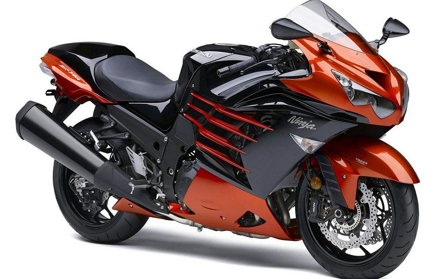 Kawasaki ZZR1400 (2014)