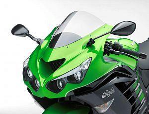 Kawasaki ZZR1400 (2016)