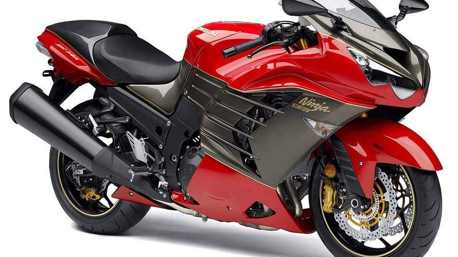Kawasaki ZZR1400 (2015)