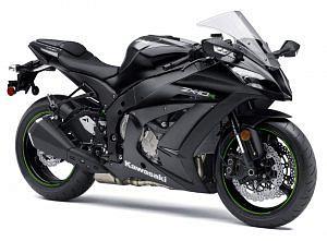 Kawasaki ZX-10R Ninja 2014 (2015)