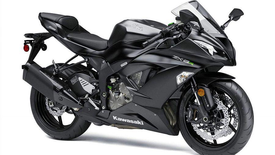 Kawasaki ZX-6R Ninja 2015 (2015)