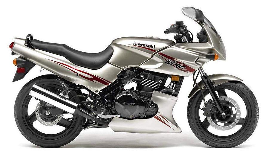Kawasaki Ninja 500R (2007-08)