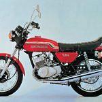 Kawasaki S1 250 (1972-73)