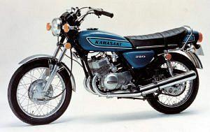 Kawasaki S1 250 (1974-75)