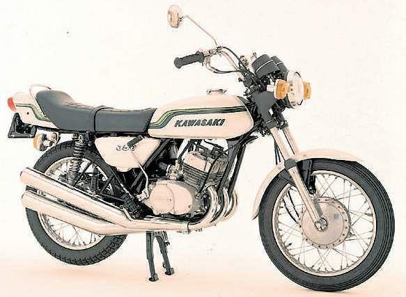 Kawasaki S2 350 (1971-72)