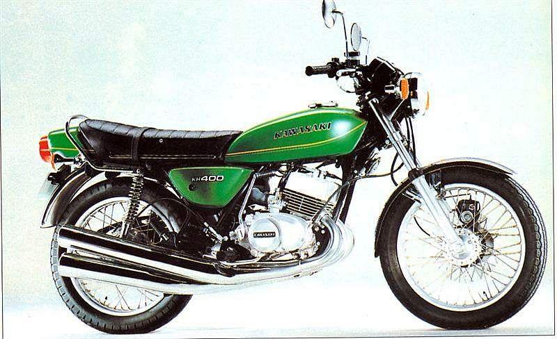 Kawasaki S3 400 (1975)