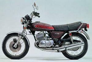 Kawasaki S3 400 (1974)