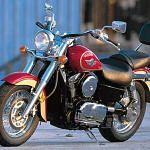 Kawasaki VN 1500 Classic Touruer F1 (2000-02)