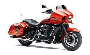 Kawasaki VN1700 Classic Tourer (2013-14)