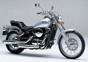 Kawasaki VN400 Vulcan Classic (1995-04)