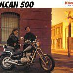 Kawasaki 500 Vulcan (1994-95)