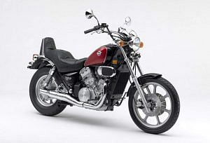 Kawasaki VN750 Vulcan (2002-06)