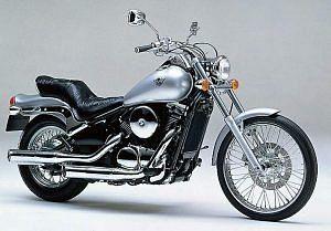 Kawasaki VN 800 Classic (1995-97)