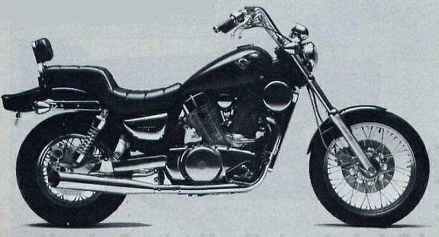Kawasaki VN1500 Valcon (1991-94)