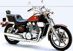 Kawasaki VN1500 Valcon (1987-90)