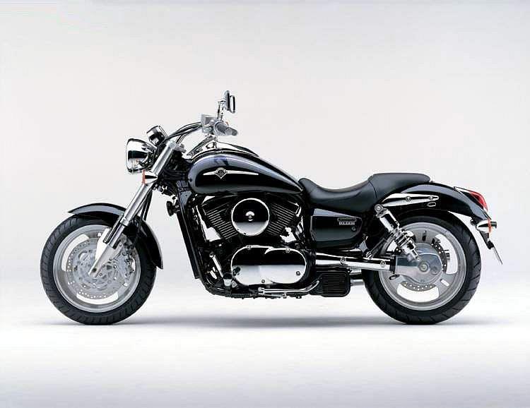 Kawasaki VN 1500 Mean Streak (2001-02)