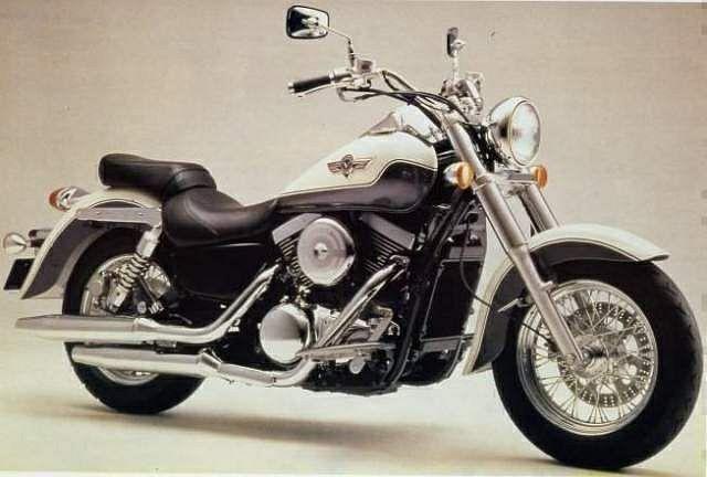 Kawasaki VN1500 Valcan (1995-98)