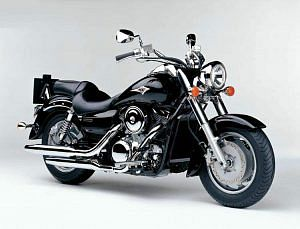 Kawasaki VN1600 Classec Fi (2003-05)