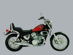 Kawasaki VN 750 Vulcan (1991-96)