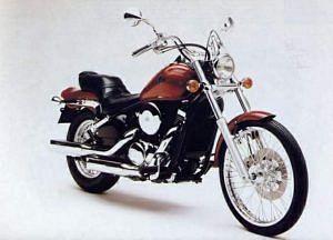 Kawasaki VN 800 Vulcan (1995-97)