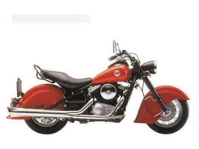 Kawasaki VN 800 Drifter (1999-01)