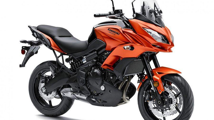 Kawasaki Versys 650 (2016-17)