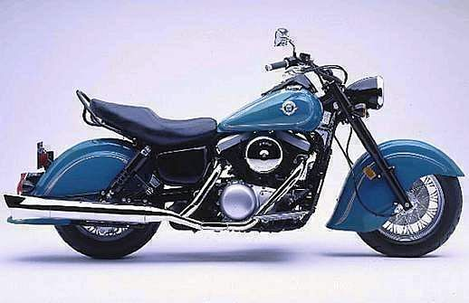 Kawasaki VN 1500 Vulcan Drifter (1999-01)