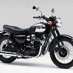 Kawasaki W 800 Chrome Special Edition (2012)