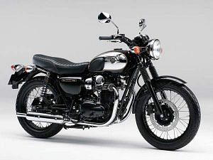 Kawasaki W 800 Chrome Special Edition (2012)