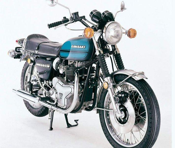 Kawasaki W3 650 (1973)