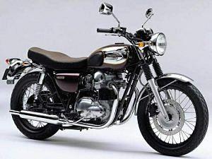 Kawasaki W650 (2005-07)