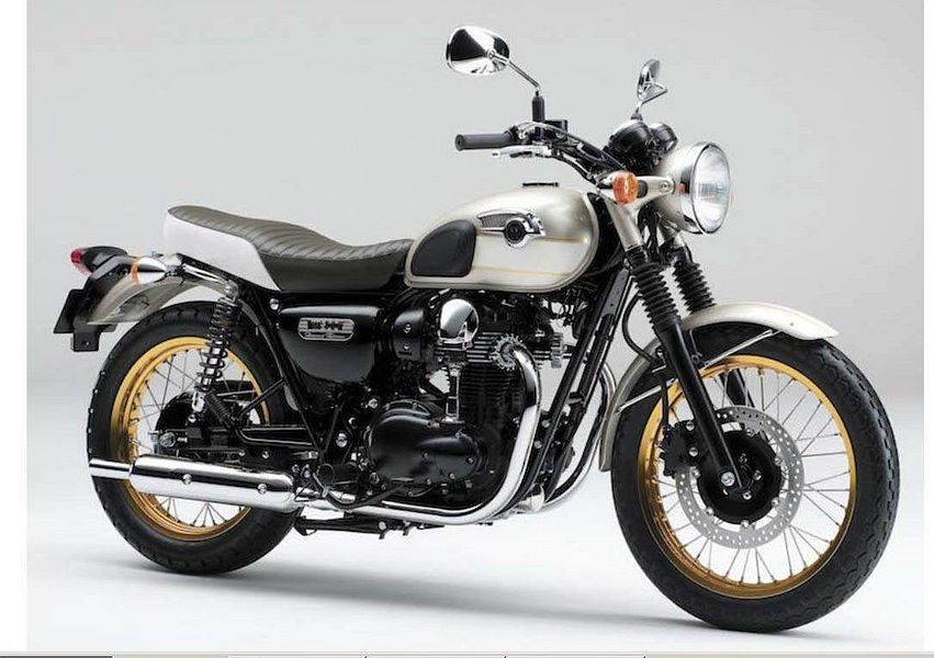 Kawasaki W800 Limited Edition (2015)