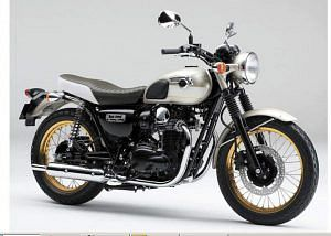 Kawasaki W800 Limited Edition (2015)