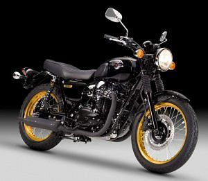 Kawasaki W 800 Special Edition (2012)
