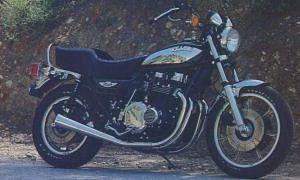 Kawasaki Z1000 MKII (1980)