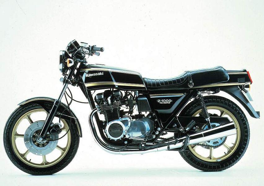 Kawasaki GTR1000 (1980)