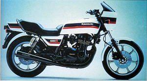 Kawasaki Z1000R (1983)