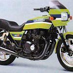 Kawasaki GPZ1100 (1984)