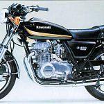 Kawasaki Z400GP (1982-84)