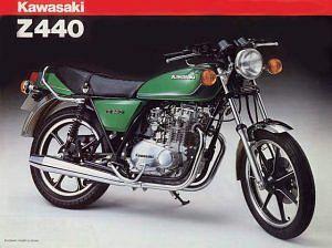 Kawasaki Z440H (1980)